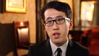 Shu Ken (Kenneth) Lu from Hong Kong studied in Aus