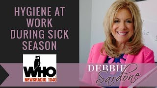 Hygiene & Health at Work During Cold Season | Debbie Sardone