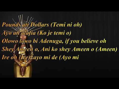 Simi - Ayo (Official Video Lyrics) HD Mp3