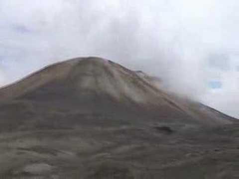 Nevado del Ruiz 2004