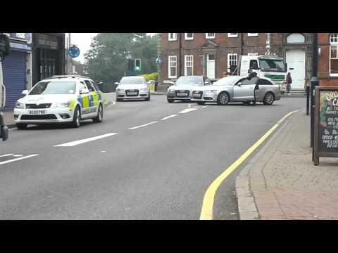 Armed Police in Bilston