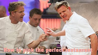 Gordon Ramsay finds the worst restaurant he's ever seen