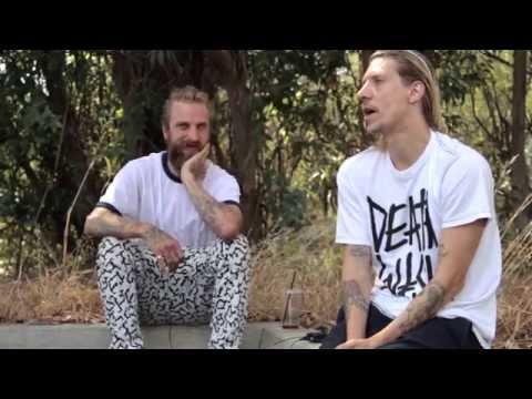 Lizard King & Erik Ellington Interview