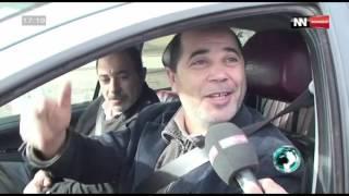 تقرير عبد الحميد دواجي حملة تحسيسية للتقليل من حوادث المرور ببرج أخريص  بالبويرة قناة نوميديا tv