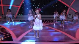 Programa Raul Gil - Analú (Upa Neguinho) - Eu e As Crianças
