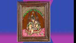 Tanjore paintings - Unique and Authentic Popular Paintings