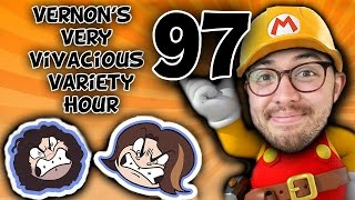 Super Mario Maker: Incredible Brutality - PART 97 - Game Grumps