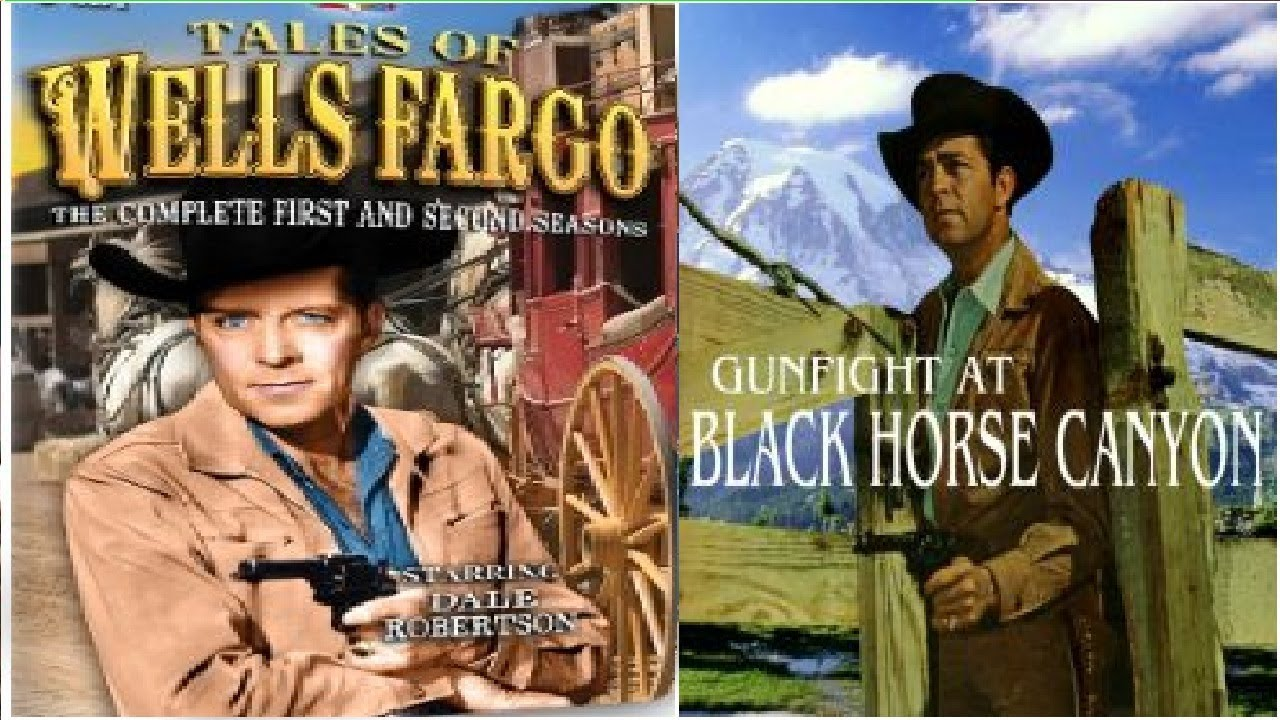 Download Tales of Wells Fargo || Hollywood Movie||
