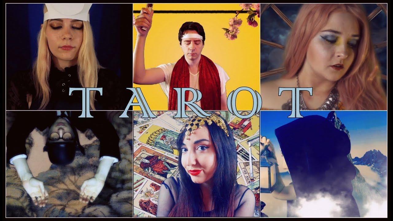 ASMR Tarot Roleplay 🔮✨ Magical Collab