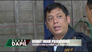 Perjalan Reses Donny Imam Priambodo