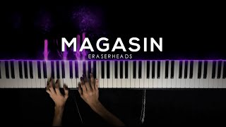 Magasin - Eraserheads | Piano Cover by Gerard Chua видео