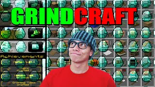 Ta Chovendo Diamante - GrindCraft #2