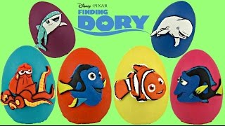 Gambar cover FINDING DORY Playdoh Surprise Toy EGGS with Nemo | Toys Unlimited
