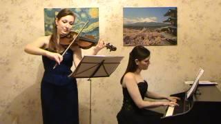 Duo Cantabile  G.Meyer For heavent's sake.MPG