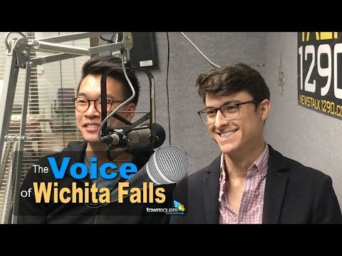 New & Exciting Business in Downtown Wichita Falls | The Voice of Wichita Falls, EP. 8