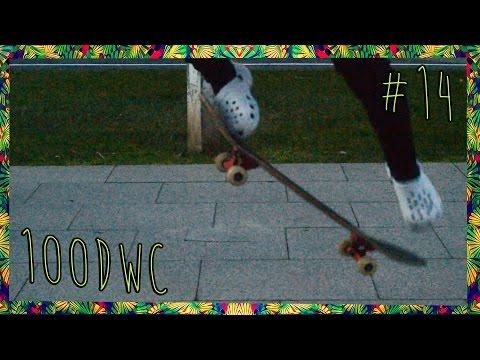 Haciendo Skate en Crocs