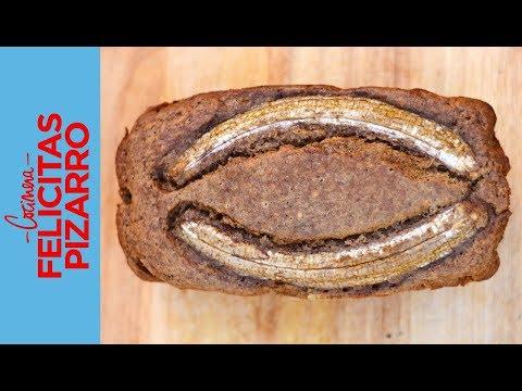 Pan de Banana (Gluten Free Banana Bread) | Felicitas Pizarro