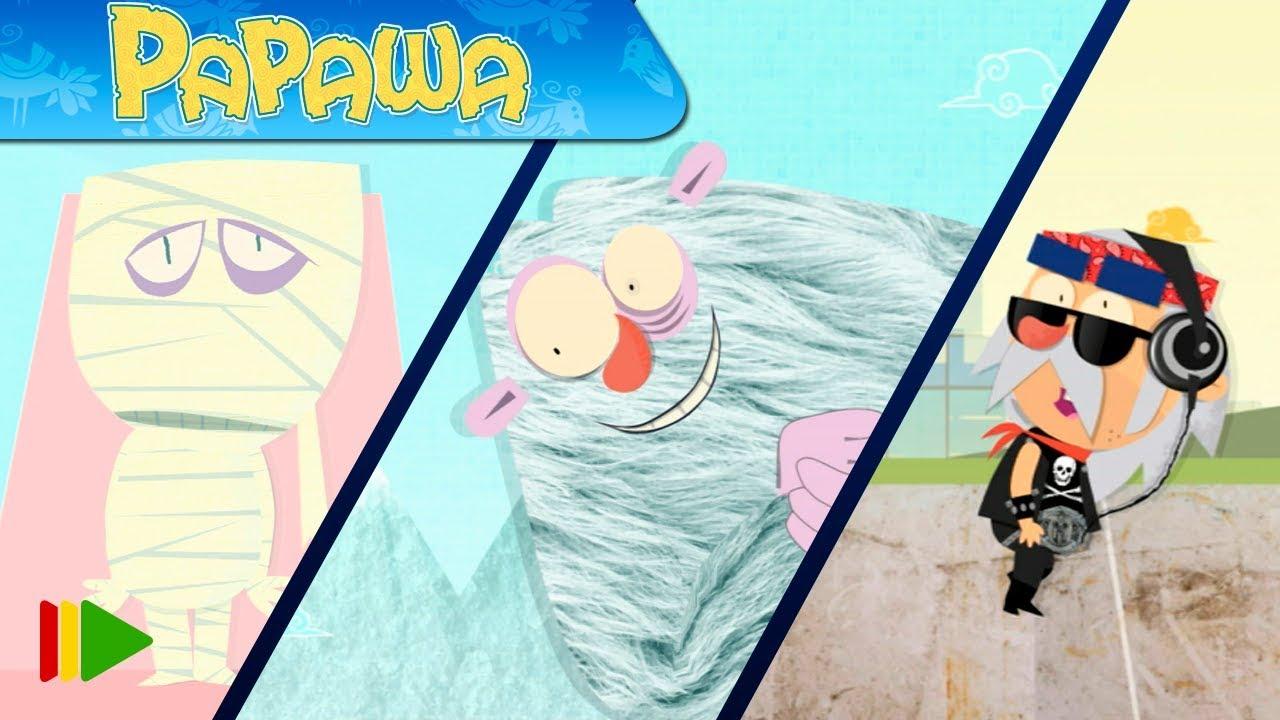 Papawa | Episodios para NIÑOS | 15+ minutos
