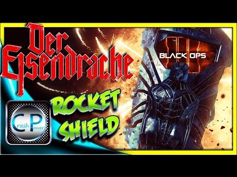 Der Eisendrache Rocket Shield ALL LOCATIONS! Black Ops 3 Der Eisendrachen Zombies