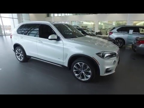 2016 Bmw X5 35i Xdrive At Policaro Bmw Brampton 3rd Row