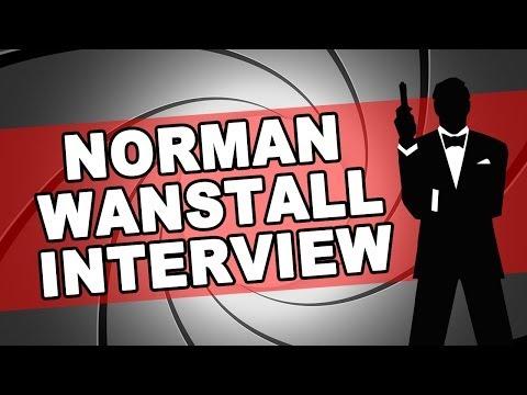 Norman Wanstall Interview | James Bond Radio Podcast #015