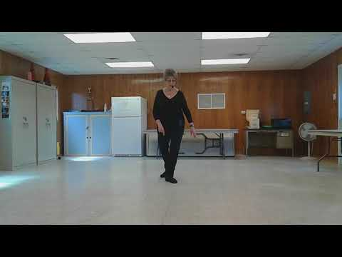 ALL THE KING'S HORSES Line Dance - Teach Only