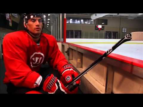 Adam Henrique and the Warrior Covert Stick