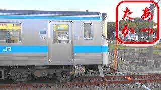 【VVVF音が最高すぎる!日立GTO】JR四国 7000系電車