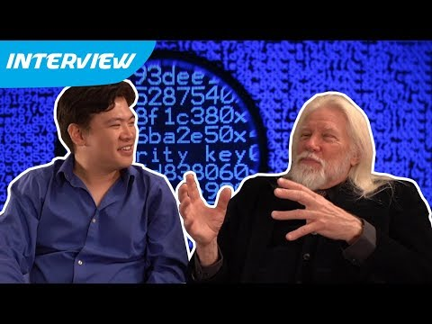 Father of Cryptography: Whitfield Diffie Interview