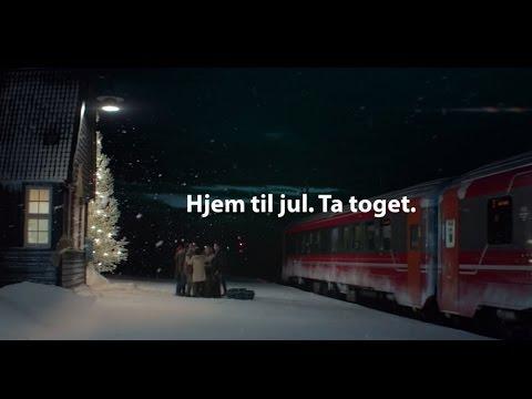 Bilderesultat for tog hjem til jul