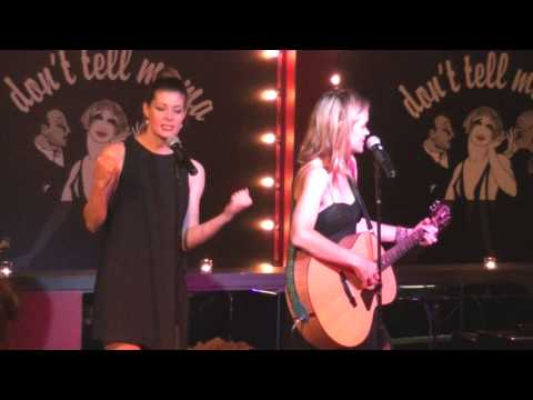 Missi Pyle & Meredith Pyle at Ryan Black's 88's  I Wish You Were Dead