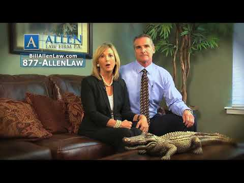 The Allen Law Firm, P.A. Cares For Our Clients