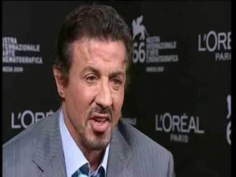 66th Venice Film Festival - Sylvester Stallone