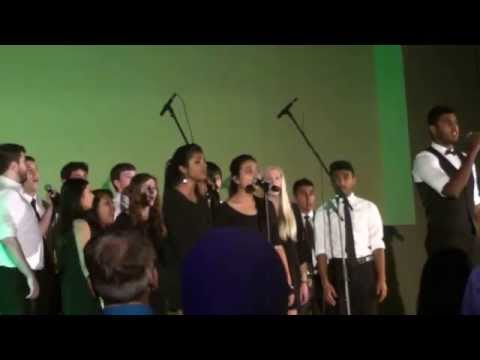 2014 SLU Indian Student Association Fall Show: Astha - Indian National Anthem