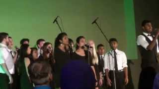 2014 SLU Indian Student Association Fall Show: Astha - Indian National Anthem