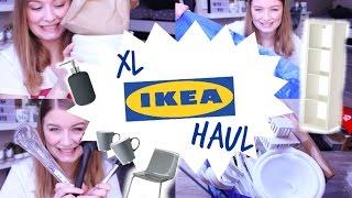 XL IKEA HAUL⎥erste eigene Wohnung ♥︎⎥Haushalt & Deko