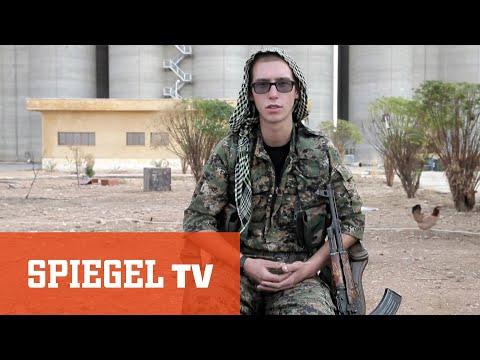 An der IS-Front: Unterwegs mit kurdischen Kämpfern in Syrien