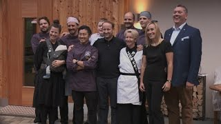 Kulinarik und Kunst - Mochi - Nozawa Onsen meets St. Anton