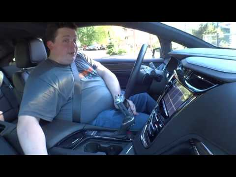 Reviewing the 2014 Cadillac ELR Electric Luxury Car
