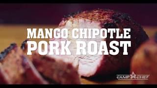 Mango Chipotle pork roast