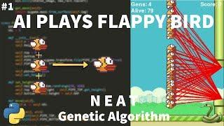 Python Flappy Bird AI Tutorial (mit NEAT) - Erstellen der Vogel