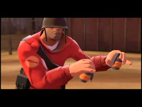 tf2 meet the soldier transcript