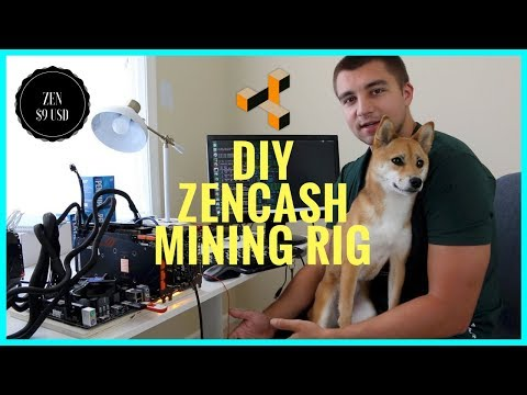 How To Build a ZenCash Mining Rig (Nvidia GPU Miner nvOC_19)