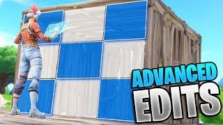 Advanced Edits For Turtling/Box Fighting In Fortnite! (Fortnite Editing Tips & Tricks)