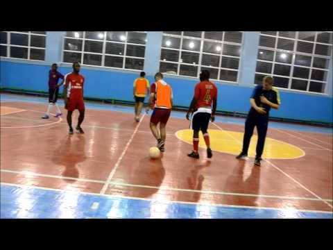 TDMU league 2013 .. iraq vs africa united