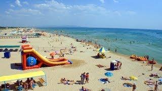 Витязево — популярный курорт в районе Анапы(Витязево — один из наиболее крупных и популярных туристских центров Черноморского побережья Краснодарско..., 2014-01-06T17:39:03.000Z)