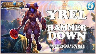 Grubby | Heroes of the Storm - Yrel - Hammer Down - Sub Game - Alterac Pass