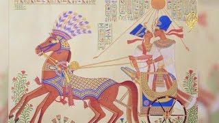 Виктория ПреобРАженская о царице Нефертити
