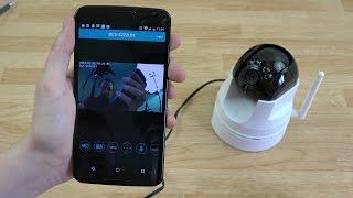 D-Link Wireless HD Pan & Tilt Day/Night Network Surveillance Camera (DCS-5222LB1)