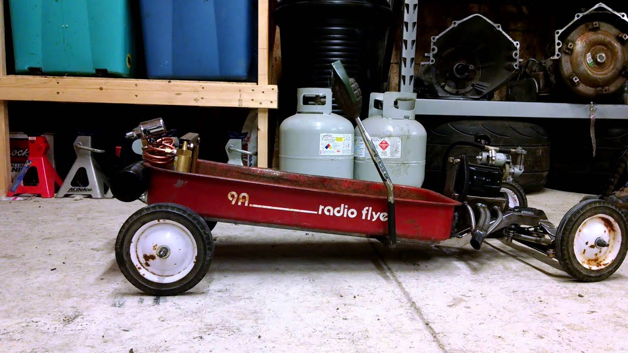 Radio Flyer Air Ride Youtube